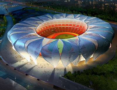 HANGZHOU OLYMPIC SPORTS CENTER PROJECT