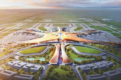BEIJING NEW AIRPORT PROJECT