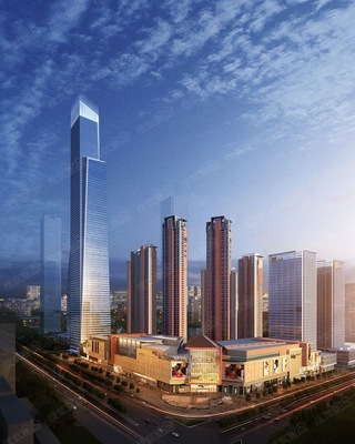 NANNING CHINA RESOURCES CENTER PROJECT
