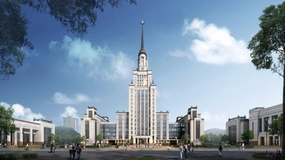 SHENZHEN BEILI MOSCOW UNIVERSITY PROJECT