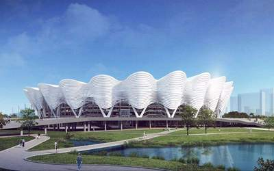 XI'AN OLYMPIC SPORTS CENTER PROJECT
