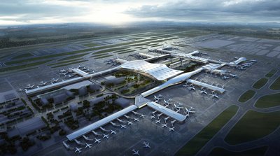 HANGZHOU XIAOSHAN AIRPORT PROJECT