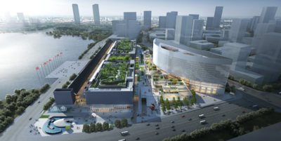 CHENGDU TIANFU INTERNATIONAL CONFERENCE CENTER PROJECT